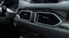Mazda CX-5 .2 Skyactiv-D Exclusive AWD: le bocchette di ventilazione
