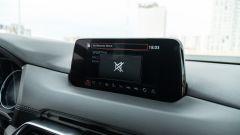 Mazda CX-5 .2 Skyactiv-D Exclusive AWD: lo schermo dell'infotainment