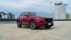 Mazda CX-5 .2 Skyactiv-D Exclusive AWD: vista 3/4 anteriore