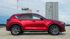 Mazda CX-5 .2 Skyactiv-D Exclusive AWD: vista laterale