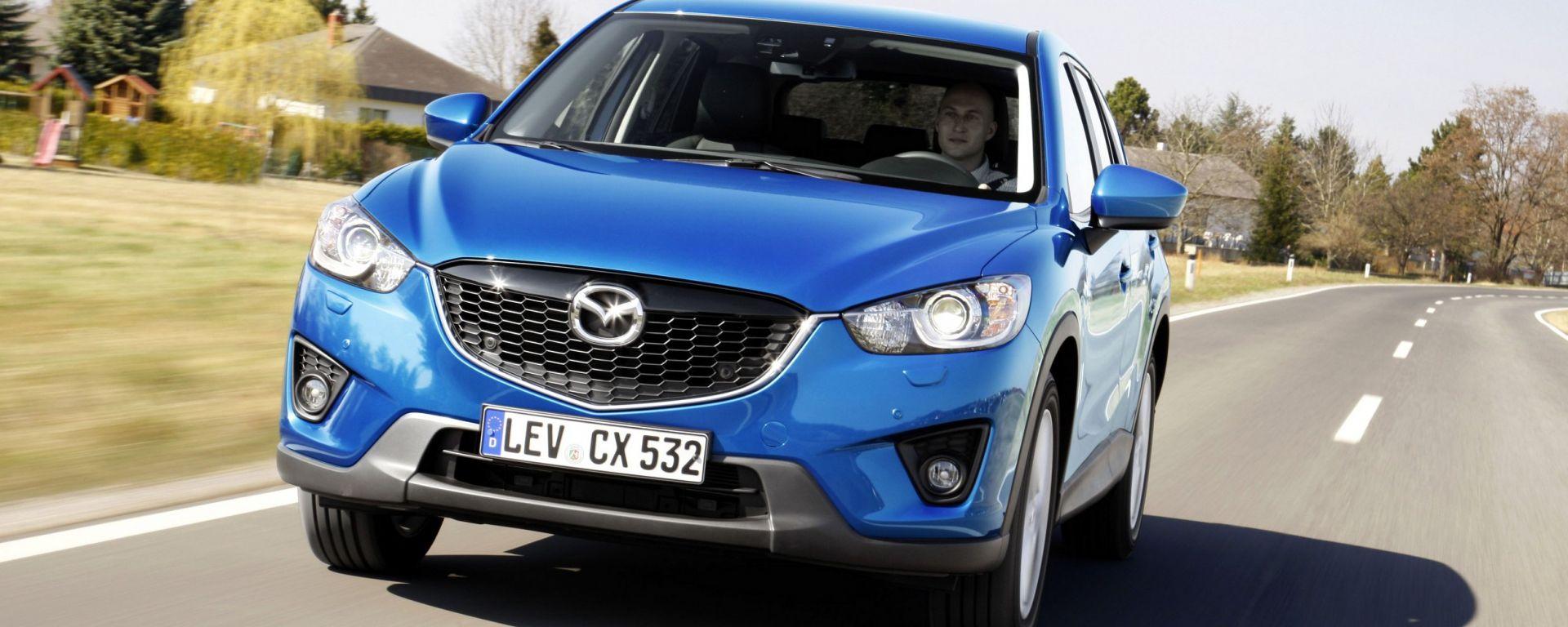 Mazda CX-5, ora anche in video