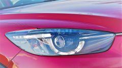 Mazda CX-5 2016: dettaglio del faro anteriore