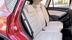 Mazda CX-5 2016: i sedili posteriori