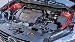 Mazda CX-5 2016: il vano motore