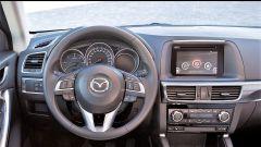 Mazda CX-5 2016: la plancia