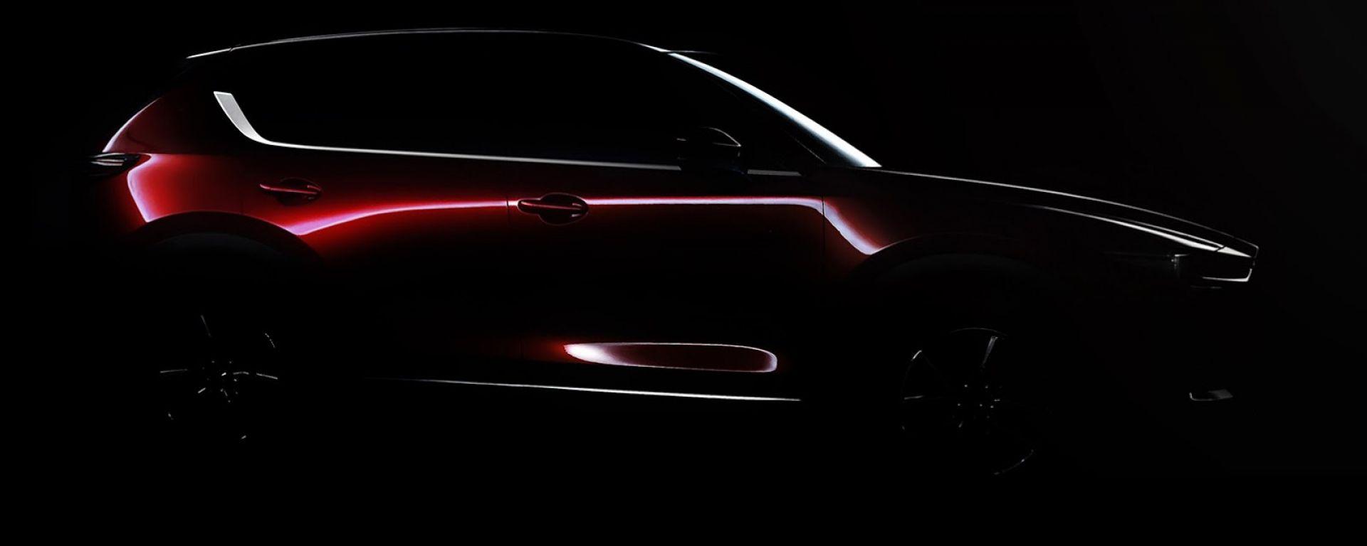 Mazda CX-5 2017, debutto al Salone di Los Angeles