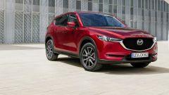 Mazda CX-5 2019: aggiornati i motori diesel e benzina, nuove dotazioni