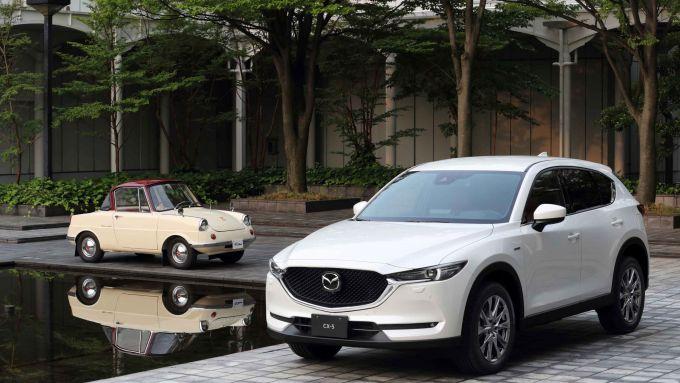 Mazda CX-5 2021 100th Anniversary