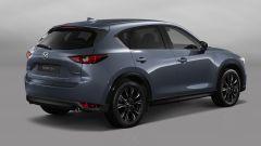Mazda CX-5 2021: il posteriore della special edition Homura