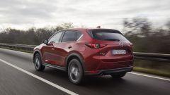 Mazda CX-5 2021: posteriore
