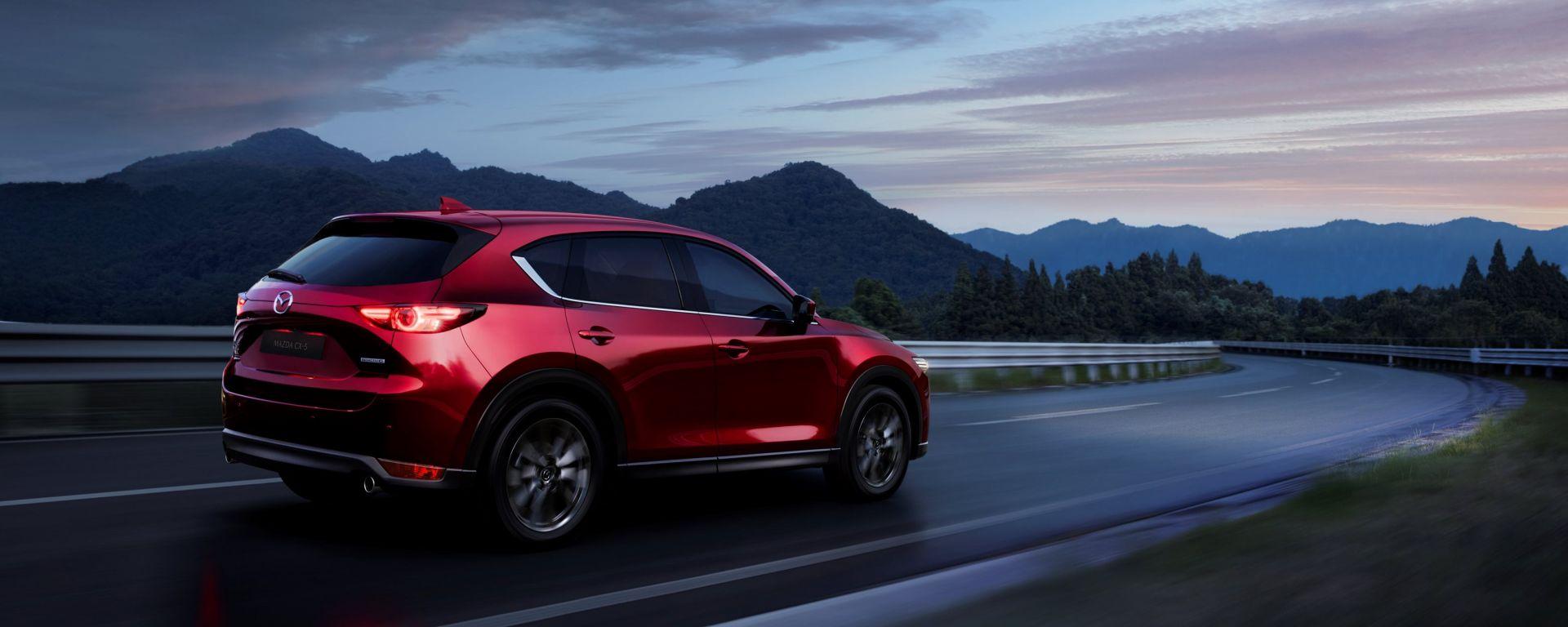 Mazda CX-5 2022: arriva il motore a 6 cilindri come su...