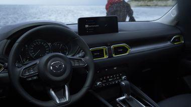 Mazda CX-5 2022: interni
