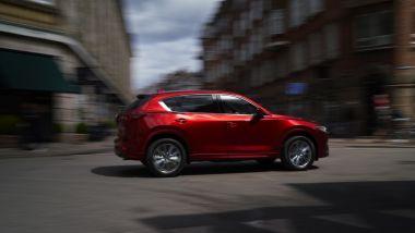 Mazda CX-5 2022: laterale