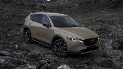 Mazda CX-5 2022: nuovi allestimenti, dotazioni e ADAS