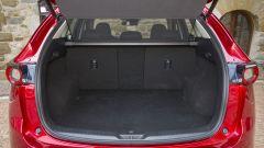 Mazda CX-5: il bagagliaio
