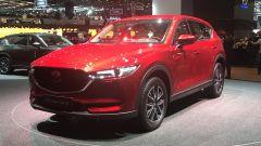 Mazda CX-5: in video dal Salone di Ginevra 2017 - Immagine: 9