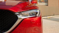 Mazda CX-5 Model Year 2021: i fari anteriori