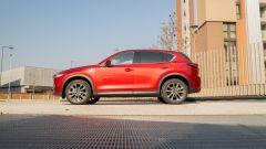 Mazda CX-5 Model Year 2021: laterale
