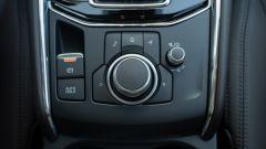 Mazda CX-5 Model Year 2021: pomello per il controllo dell'infotainment