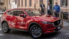 Mazda Italia: una CX-5 per supportare la ONLUS Peter Pan