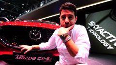 Mazda CX-5: in video dal Salone di Ginevra 2017 - Immagine: 1