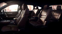 Mazda CX-8, gli interni a 7 posti
