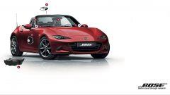Mazda e Bose festeggiano trent'anni di partnership. Video