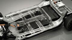 Mazda e-tpv il Suv CX-30 elettrico: il pianale e le batterie