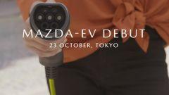 Mazda EV debutta al Salone di Tokyo 2019
