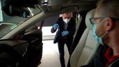 Mazda, fase 2: presentazione dell'auto in concessionaria