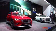 Mazda: il video dallo stand - Immagine: 1