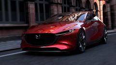 Mazda Kai concept al Salone di Tokyo 2017