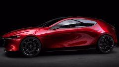 Nuova Mazda 3 Concept: in video dal Salone di Ginevra 2018 - Immagine: 9
