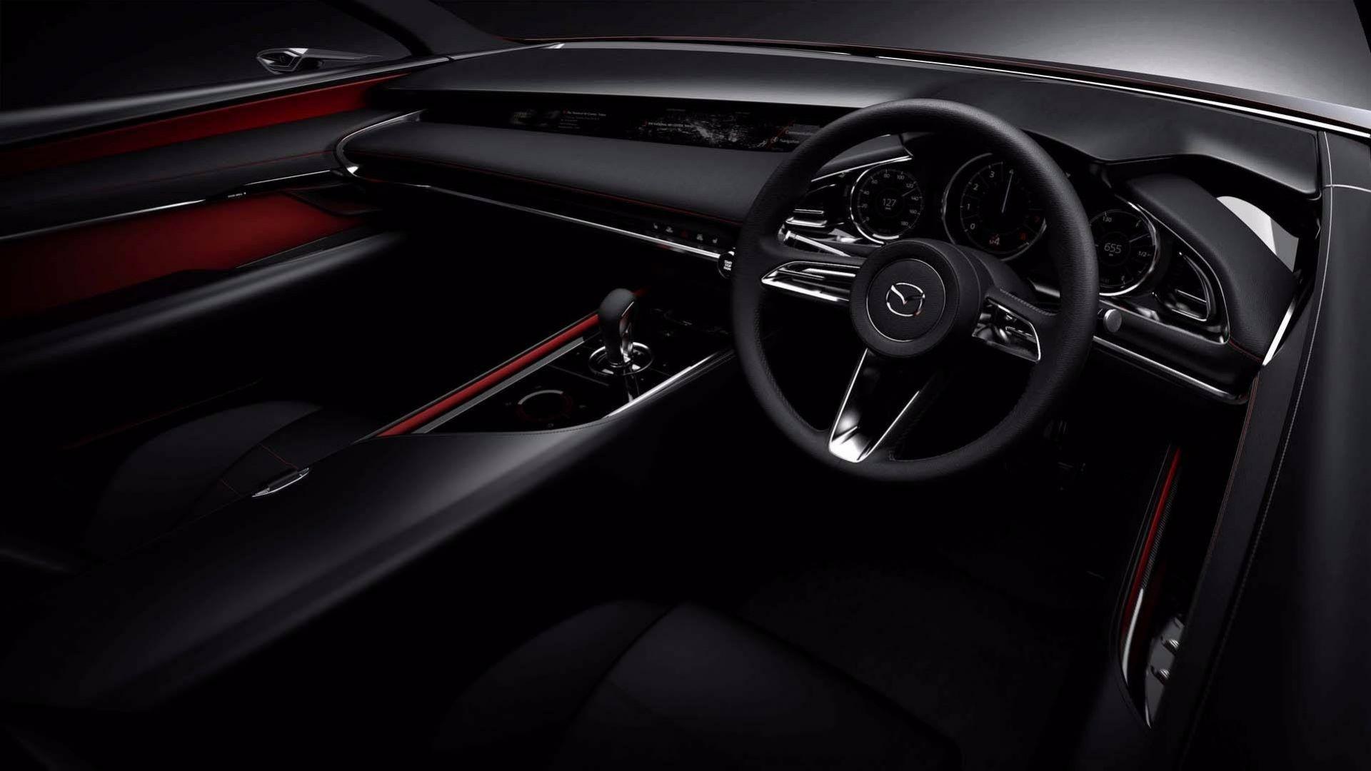 Nuova Mazda 3 Concept Al Salone Di Ginevra 2018 Con