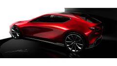 Nuova Mazda 3 Concept: in video dal Salone di Ginevra 2018 - Immagine: 15