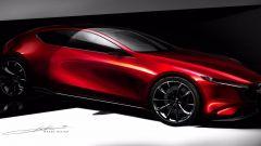 Nuova Mazda 3 Concept: in video dal Salone di Ginevra 2018 - Immagine: 16