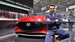 Nuova Mazda 3 Concept: in video dal Salone di Ginevra 2018 - Immagine: 1