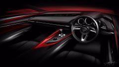Mazda Kai concept, gli interni