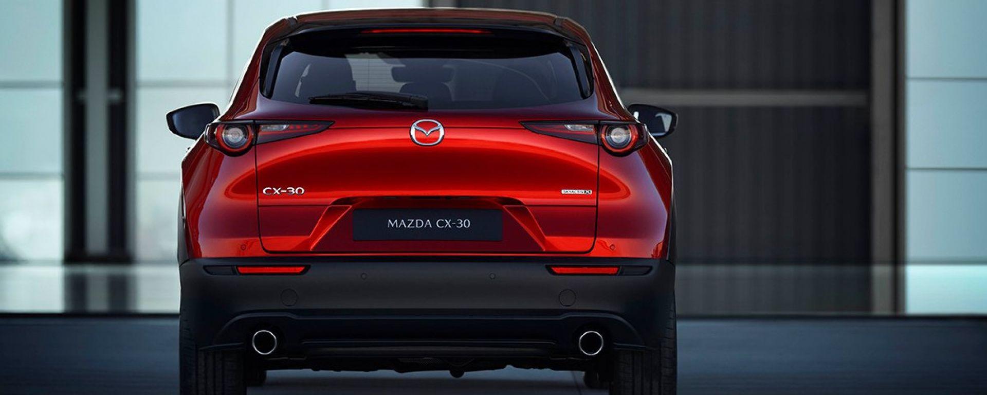 Mazda lancia CX-30 Community Lab per il nuovo SUV