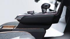 Mazda MX-30 2020: dettaglio console centrale