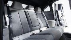 Mazda MX-30 2020: il divanetto posteriore