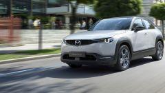 Mazda MX-30 2020: il frontale