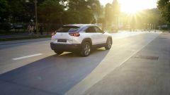 Mazda MX-30 2020: il posteriore