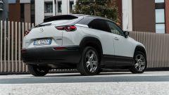 Mazda MX-30: 3/4 posteriore