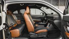 Mazda MX-30: dettaglio apertura portiere