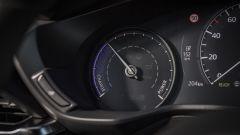 Mazda MX-30: dettaglio indicatori quadro strumenti