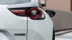 Mazda MX-30: dettaglio posteriore