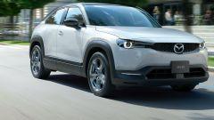 Mazda MX-30: da elettrica a benzina mild-hybrid. In Giappone