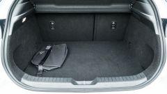 Mazda MX-30: il bagagliaio