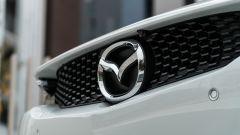 Mazda MX-30: il logo Mazda